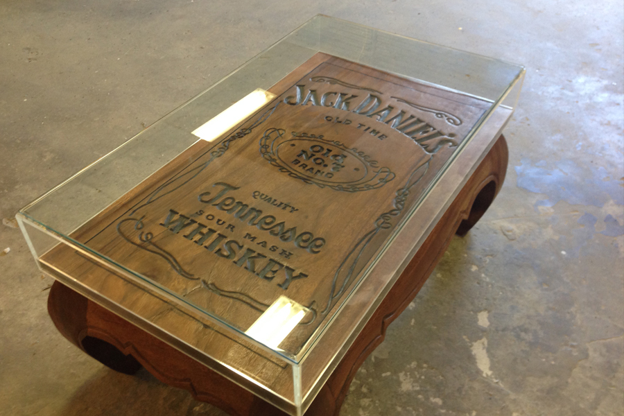 Gallery gippsland plastics and rubber for Table jack daniels